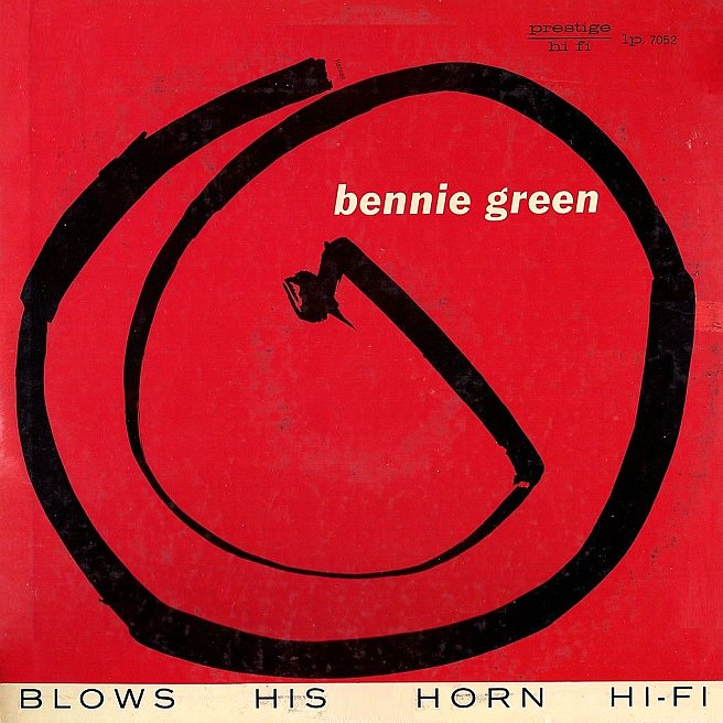 bennie green - blows his horn hi-fi 7052
