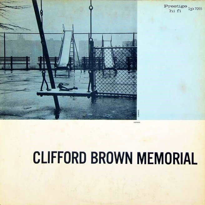 clifford brown - memorial 7055