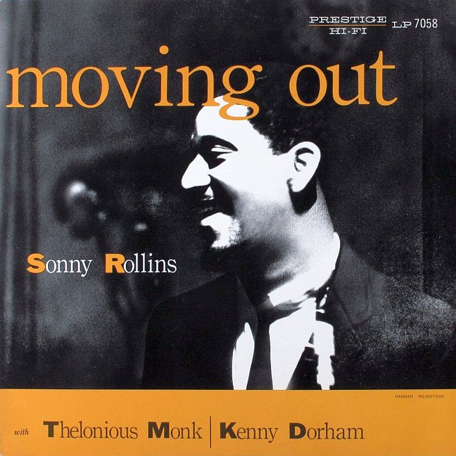 sonny rollins - moving out 7058