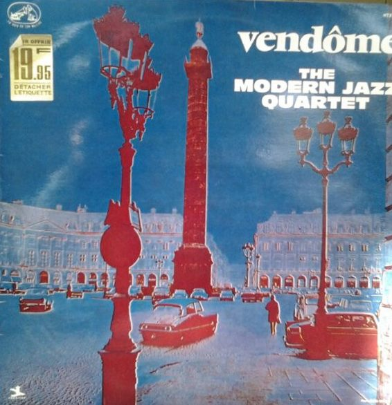 modern jazz quartet - vendome france