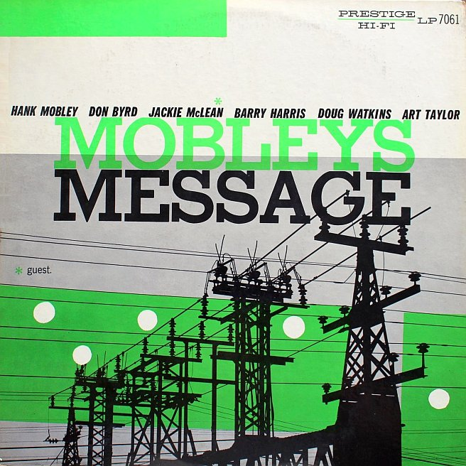 hank mobley - mobley's message 7061