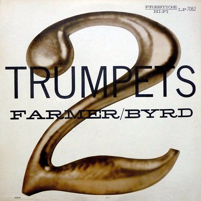 art farmer donald byrd - 2 trumpets 7062