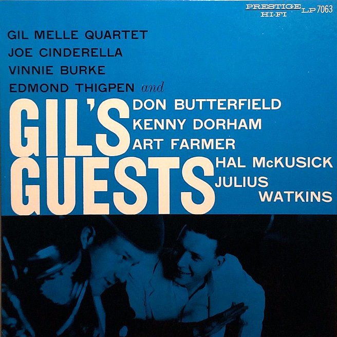 gil melle - gil's guests 7063