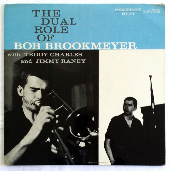 bob brookmeyer - dual role of 7066