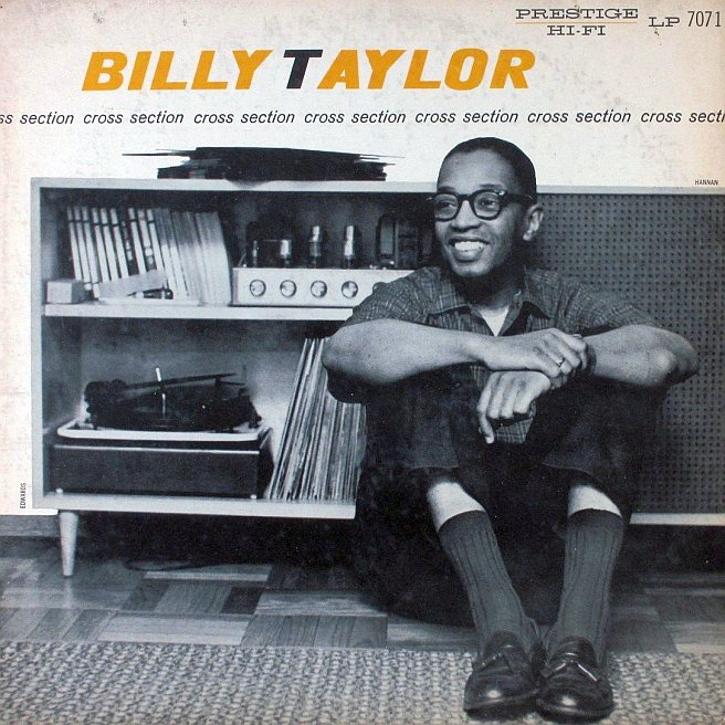 billy taylor - cross section 7071