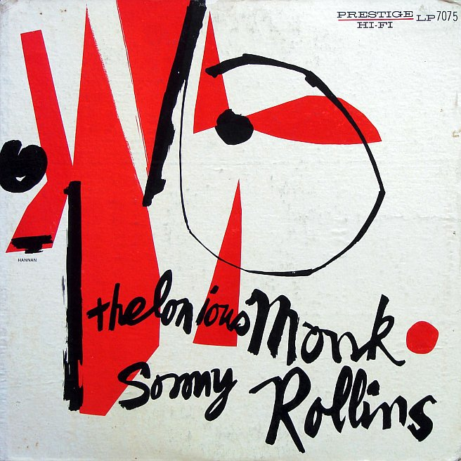 thelonious monk sonny rollins 7075