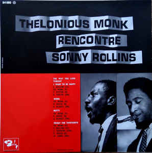 thelonious monk barclay