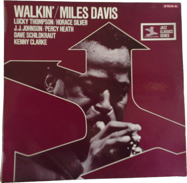 miles davis holland walking