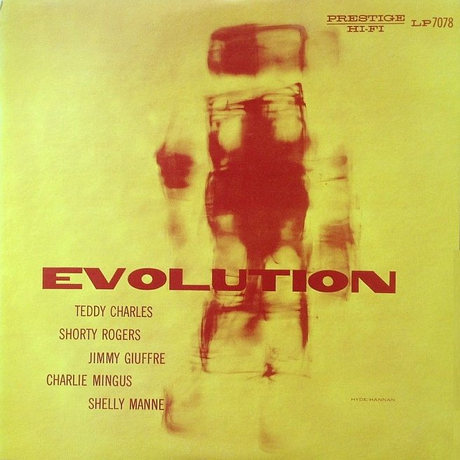 teddy charles - evolution 7078