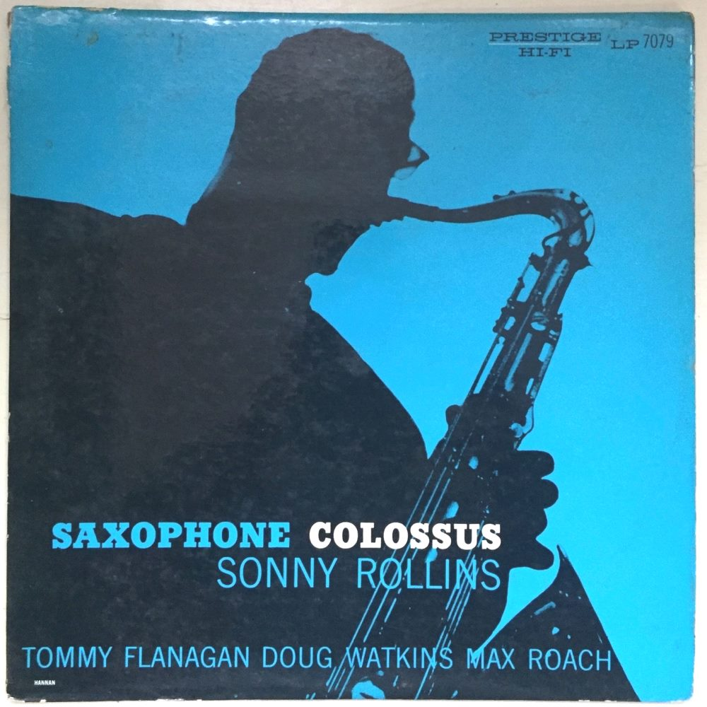 sonny rollins - saxophone colossus 7079