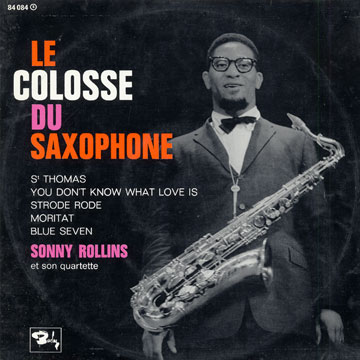 sonny rollins - du colossus barclay