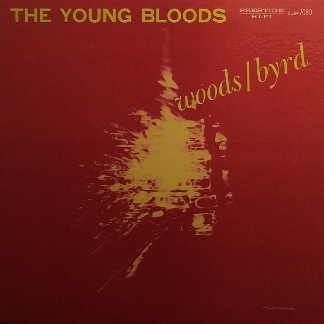 phil woods - donald byrd - young bloods 7080