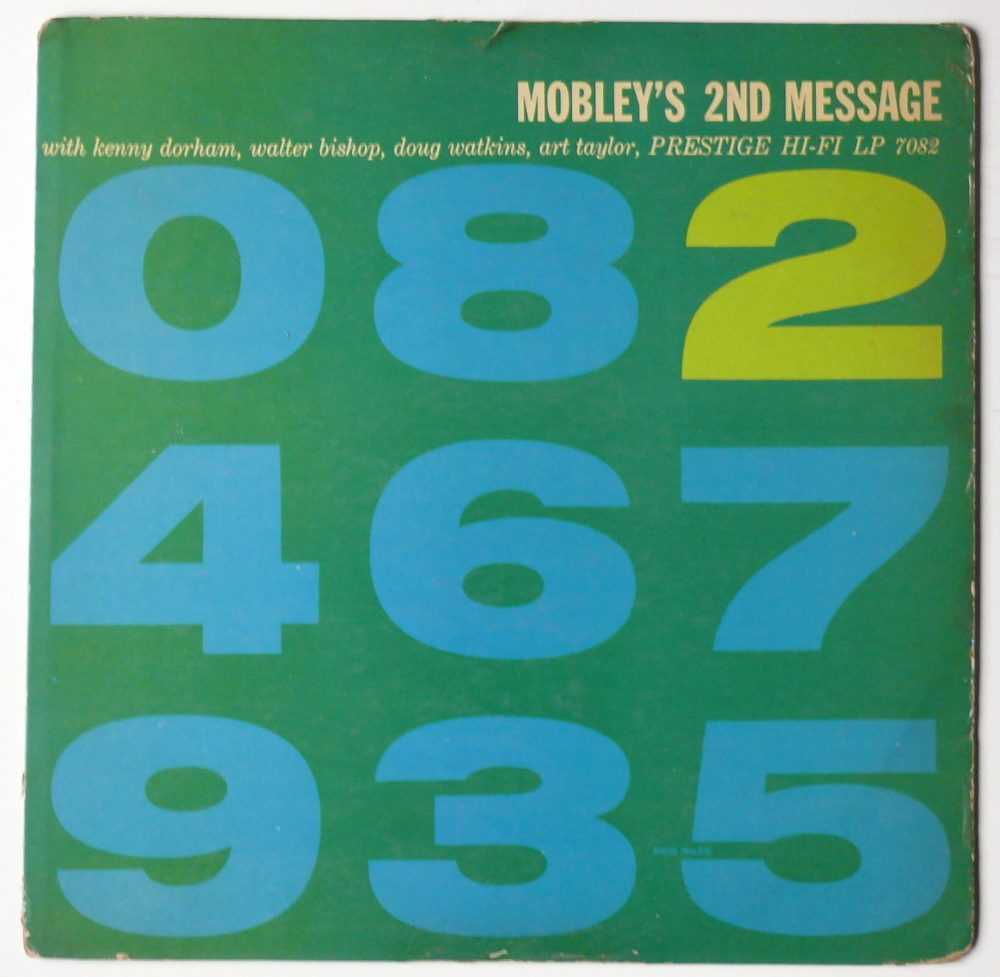 hank mobley - mobley's 2nd message 7082