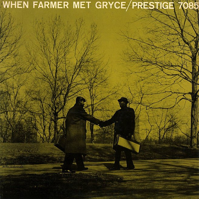 art farmer gigi gryce - when farmer met gryce 7085