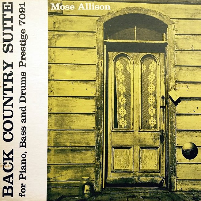 mose allison - back country suite 7091