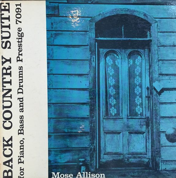 mose allison - back country suite 7091 blue