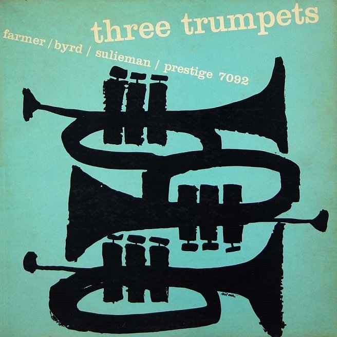 prestige all stars - three trumpets 7092