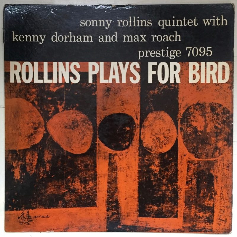 sonny rollins - plays for bird 7095