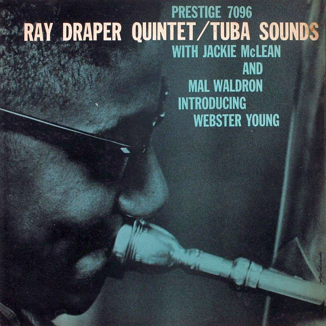 ray draper - tuba sounds 7096