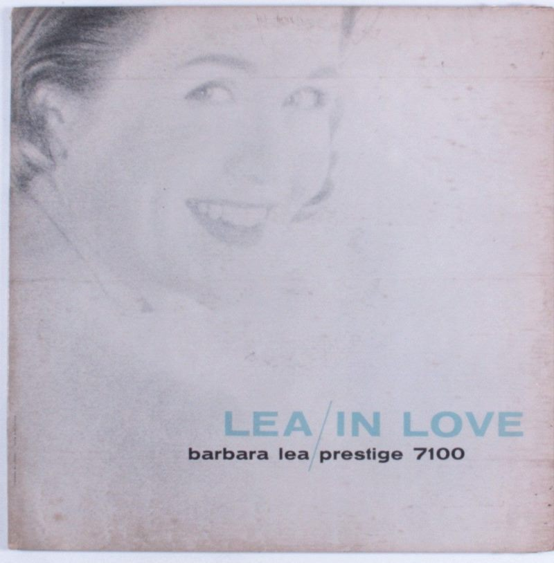 barbara lea - lea in love 7100