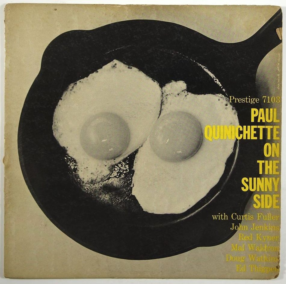 paul quinichette - on the sunny side 7103