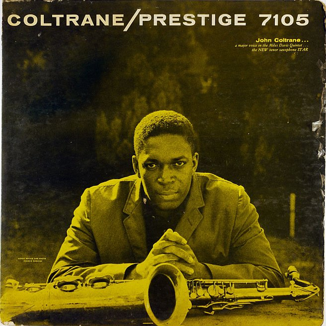 john coltrane - coltrane yellow 7105