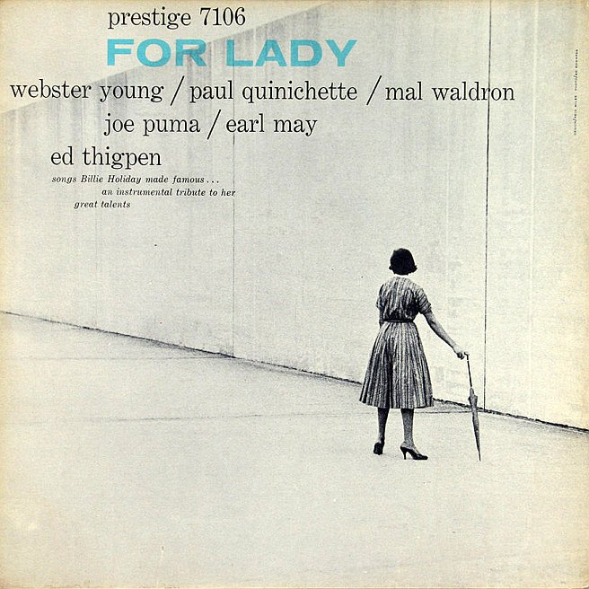 webster young - for lady 7106