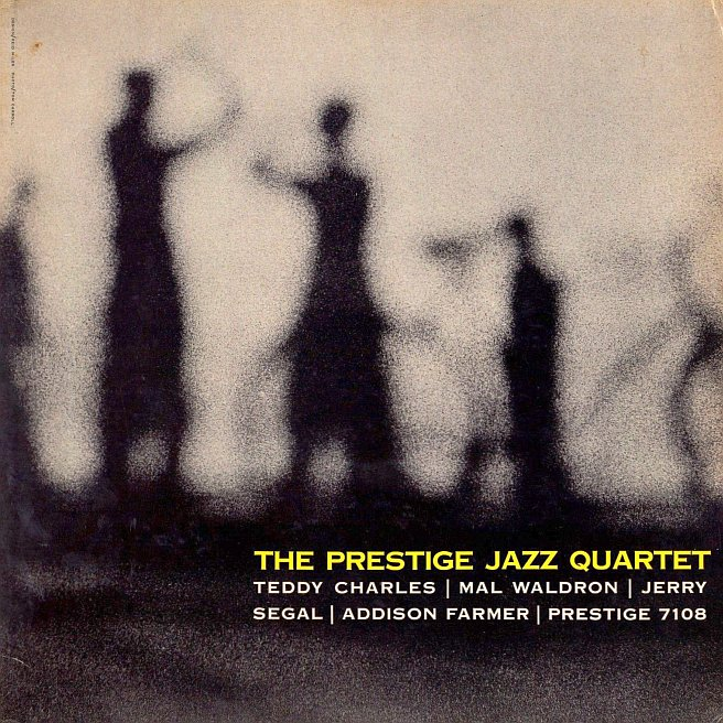 prestige jazz quartet 7108