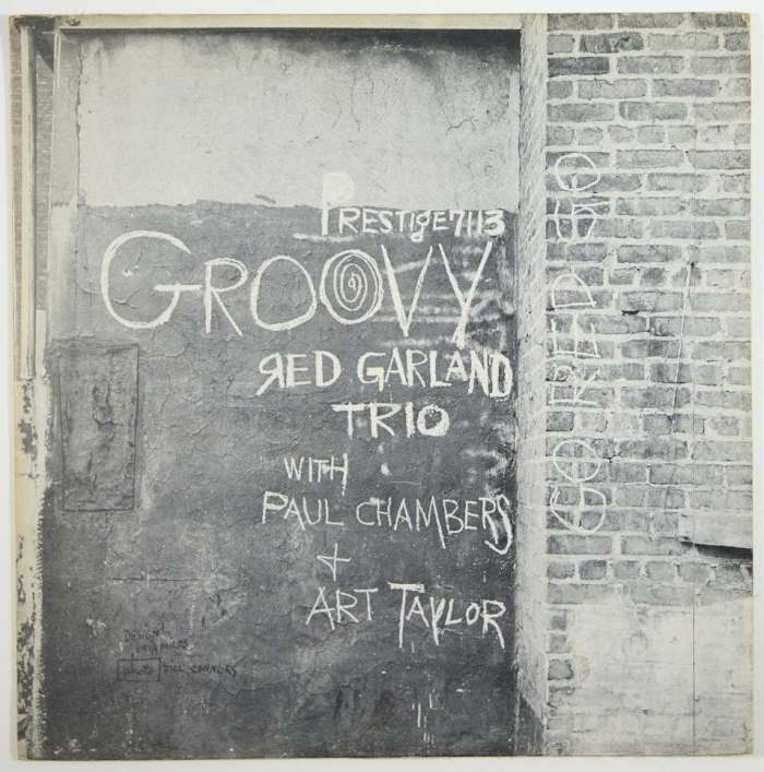 red garland - groovy 7113
