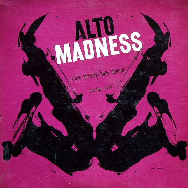 jackie mclean - alto madness 7114