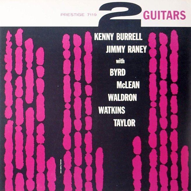 kenny burrell - jimmy raney - 2 guitars 7119