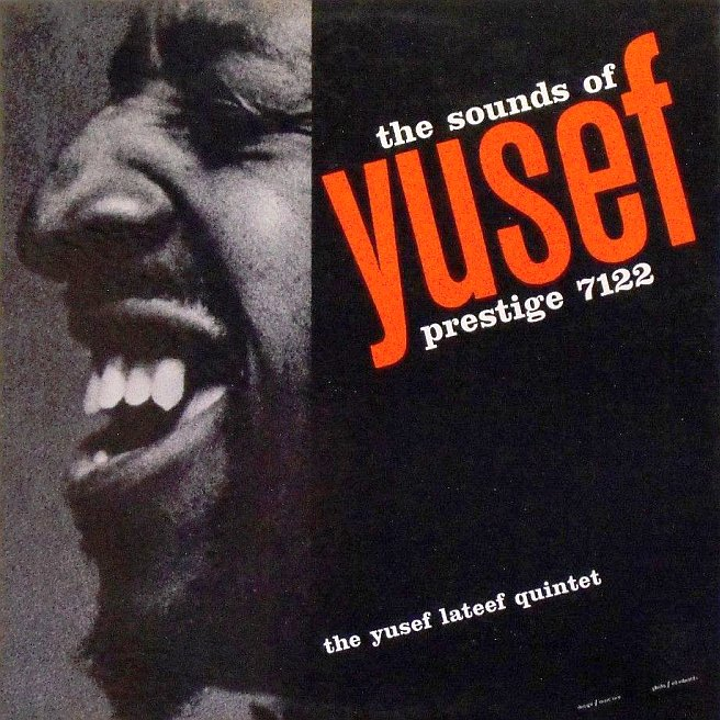 yusef lateef - the sounds of lateef 7122