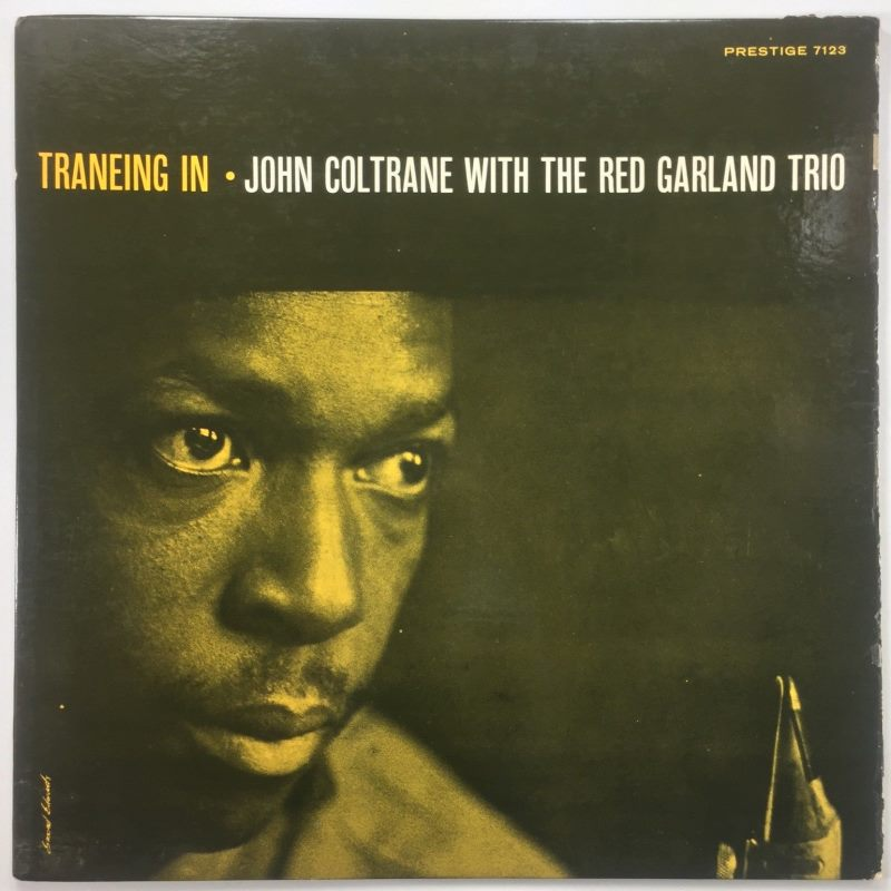 john coltrane - traneing in 7123