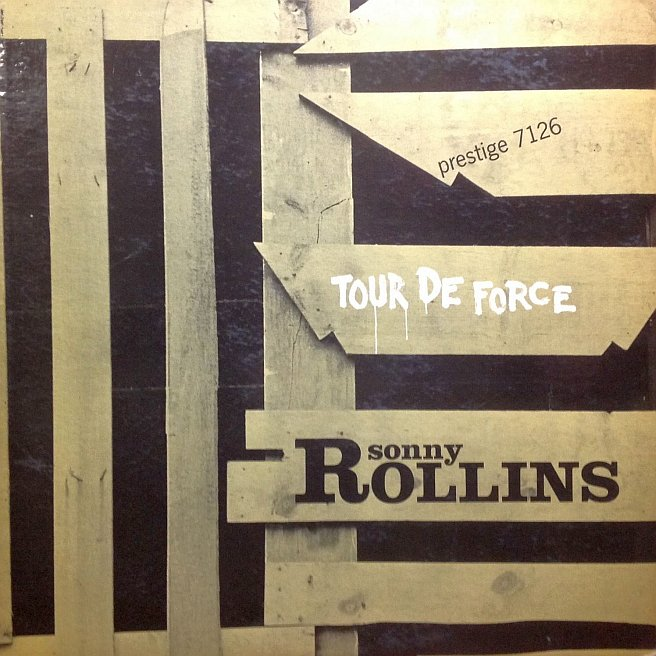 sonny rollins - tour de force 7126