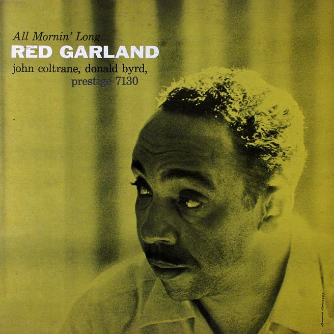 john coltrane - red garland - all morning long 7130