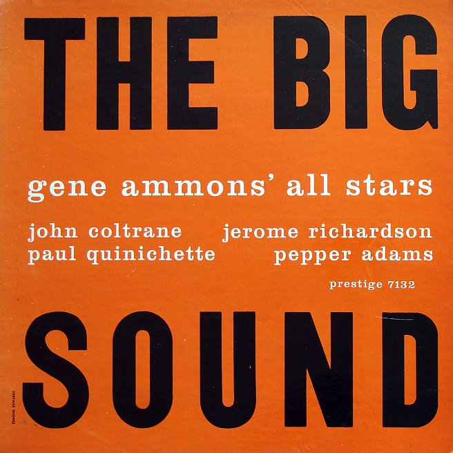 gene ammons - big sound 7132