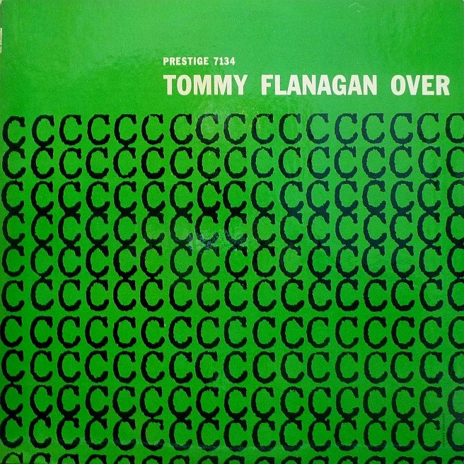 tommy flanagan - overseas 7134