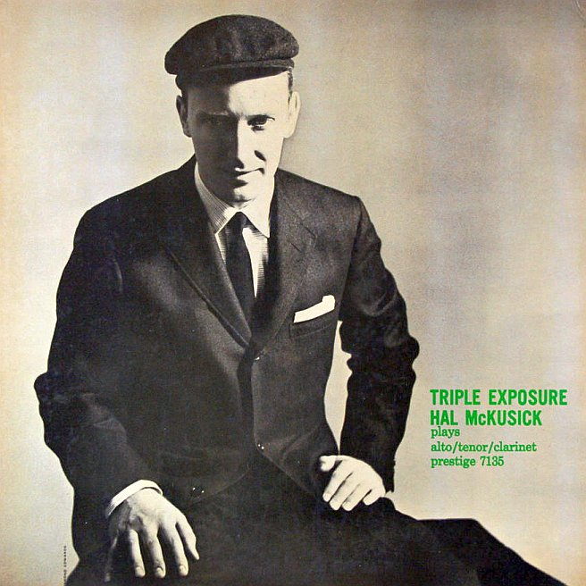 hal mckusick - triple exposure 7135