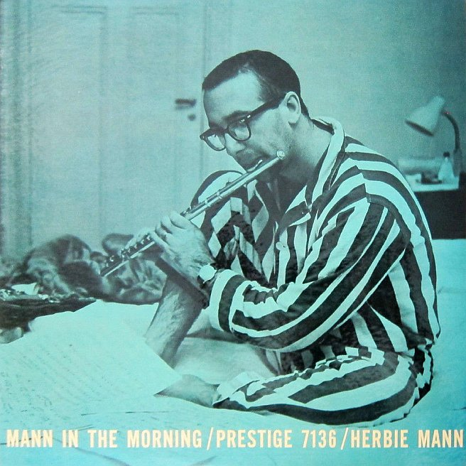 herbie mann - mann in the morning 7136