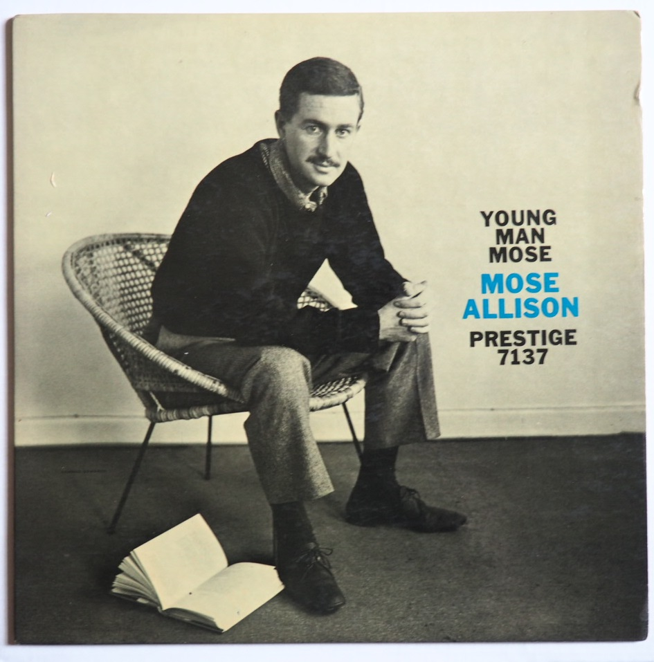 mose allison - young man mose 7137