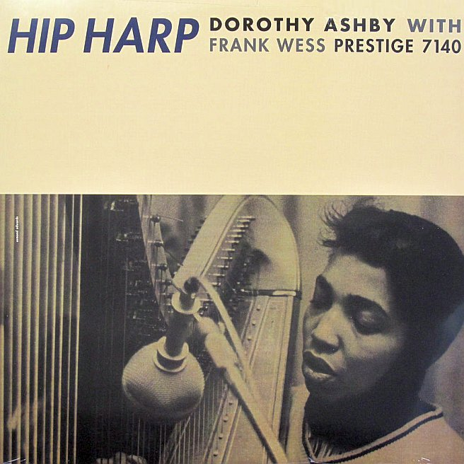 dorothy ashby - hip harp 7140