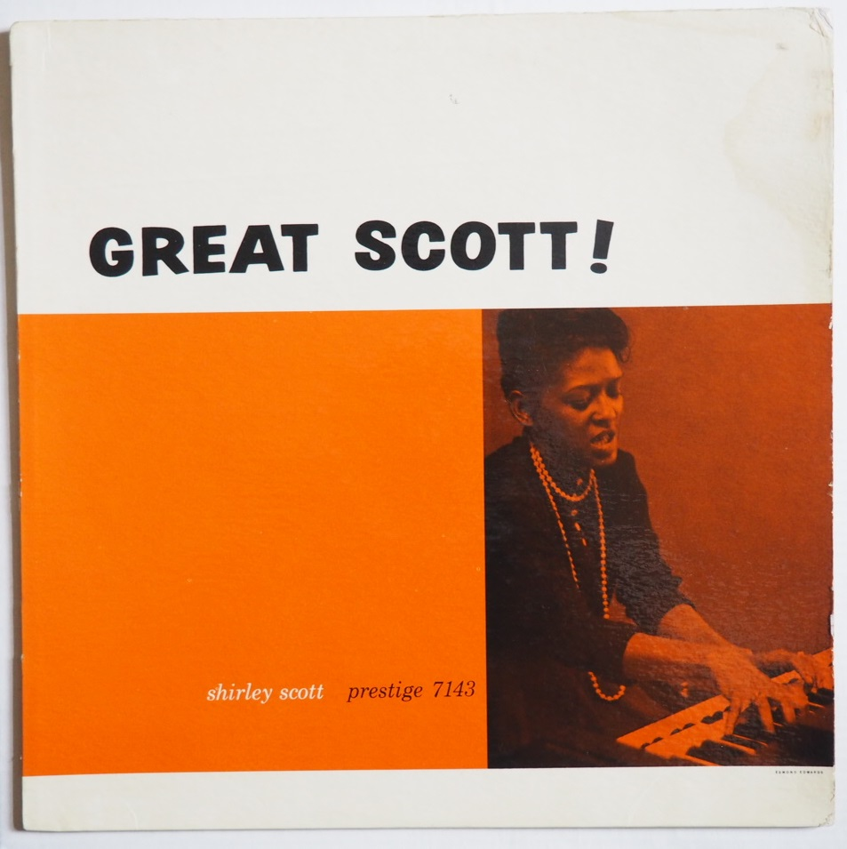 shirley scott - great scott 7143