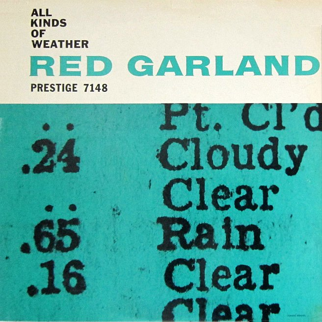 red garland - all kinds of weather 7148