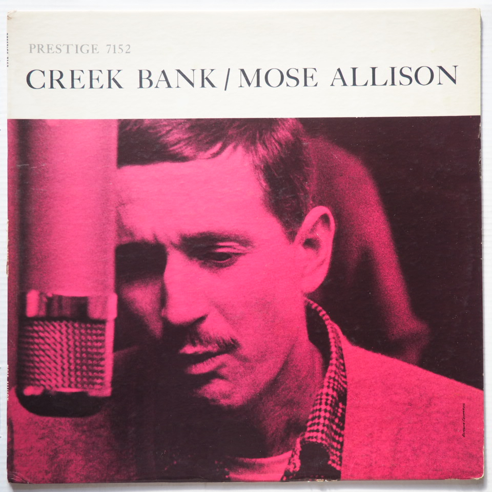 mose allison - creek bank 7152