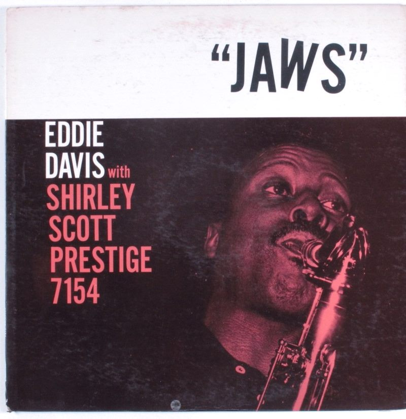 eddie davis - shirley scott - jaws 7154 alt