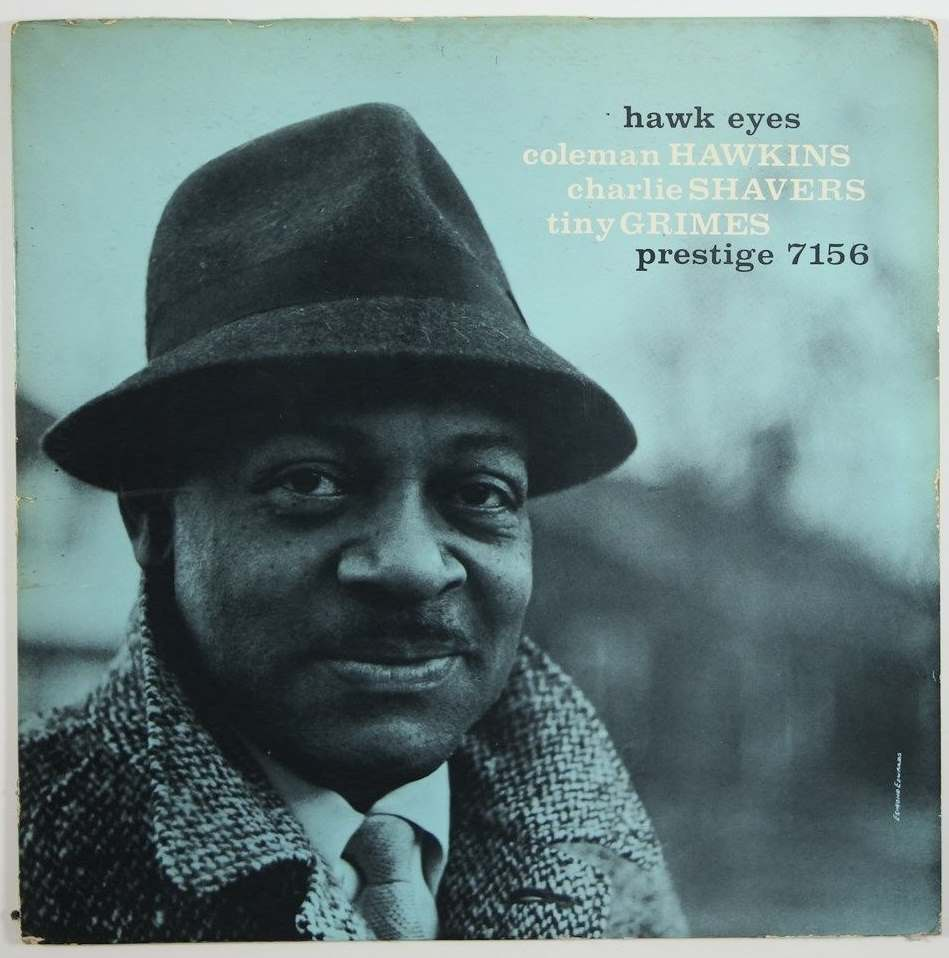 coleman hawkins - hawk eyes 7156