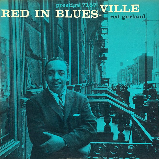 red garland - red in bluesville 7157