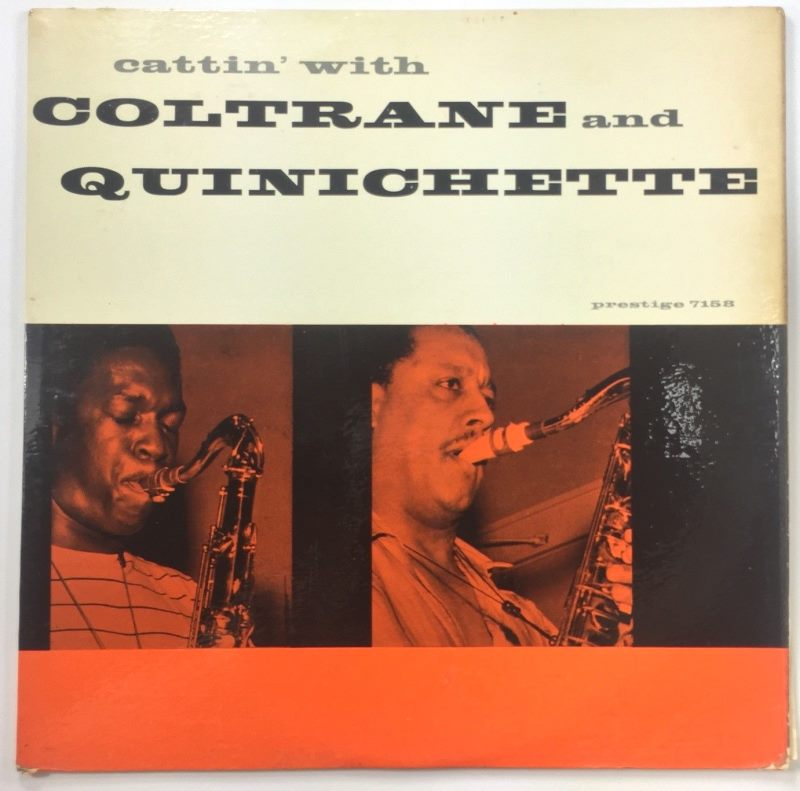 john coltrane - paul quinichette - cattin' with 7158