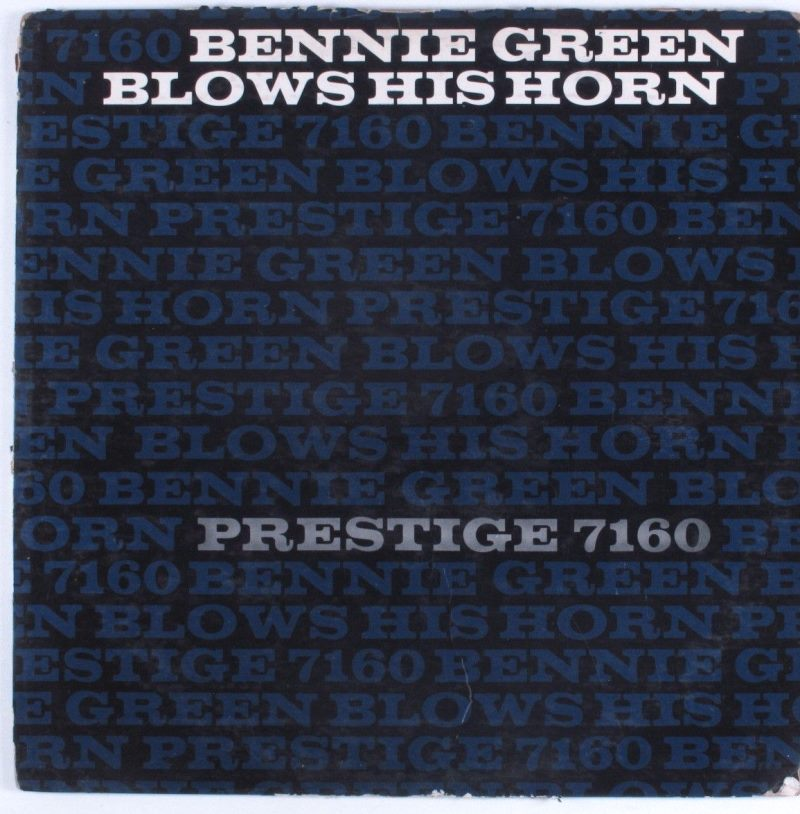 bennie green - blows his horn 7169