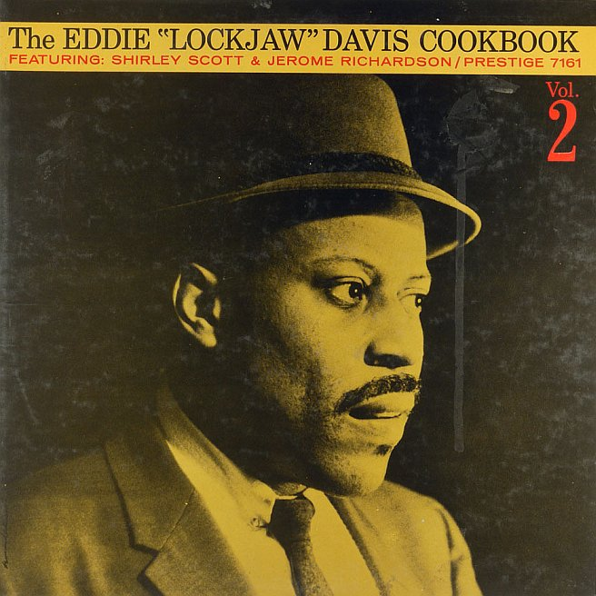 eddie davis - cookbook vol. 2 7161
